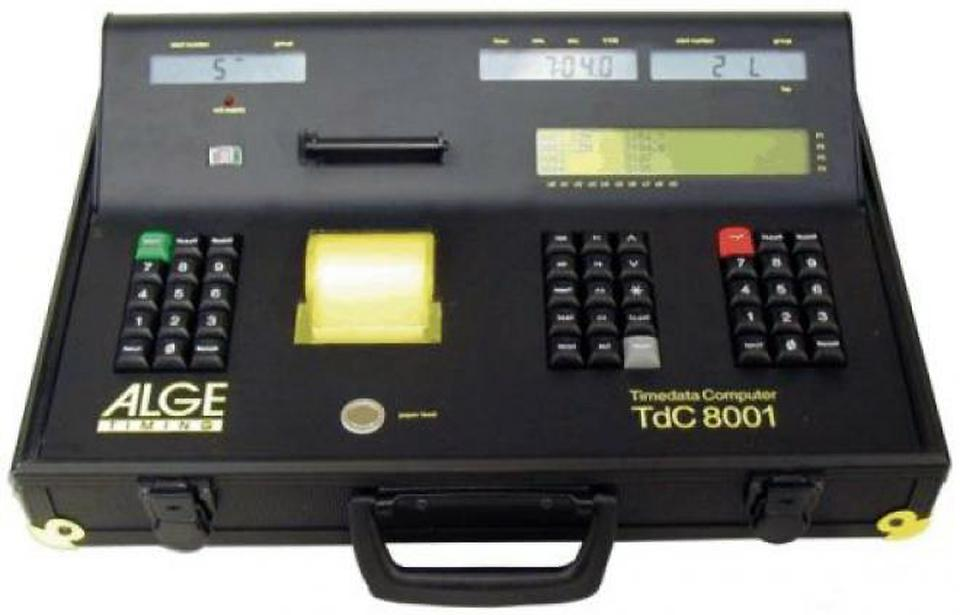 ALGE TDC 8001